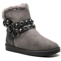 Buty WRANGLER - Snow Belt WL182670 Grey 55, kolor szary
