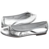 Baleriny srebrne 22545vm a w19 (ve262-a) marki Venezia