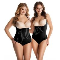 Body shapewear pod biust 219 natural/odc.beżowego - natural/odc.beżowego marki Julimex