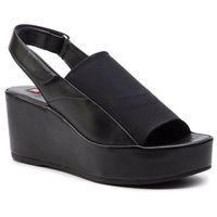Sandały HÖGL - 7-103266 Black 0100, w 7 rozmiarach