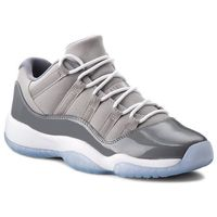 Buty - air jordan 11 retro low bg 528896 003 medium grey/white/gunsmoke, Nike