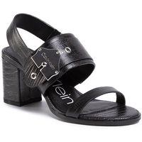 Sandały - carlita b4e7938 black, Calvin klein, 35-41