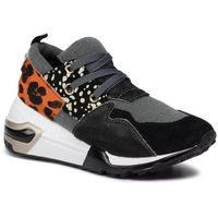 Sneakersy - cliff sm11000185-03008-492 black/blue marki Steve madden