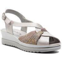 Sandały - 710978 weiß 3, Comfortabel, 36-41