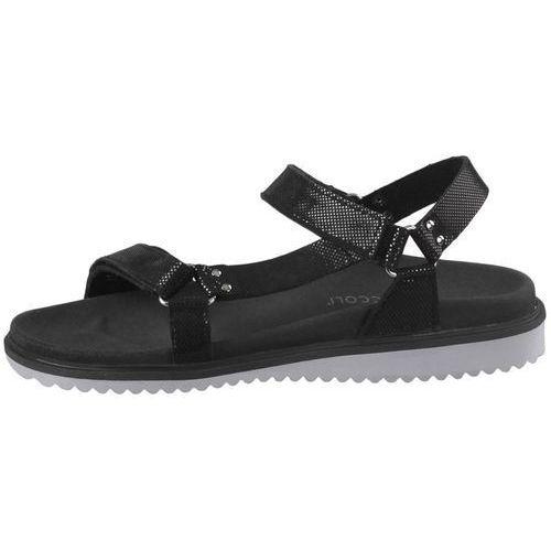 Sandały letnie NIK 07-0293, kolor czarny