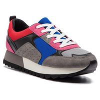 Sneakersy S.OLIVER - 5-23611-22 Multicolour 990, kolor szary