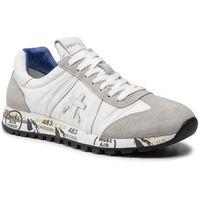 Sneakersy PREMIATA - Lucy-D 206E Biały Szary