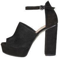 Sandały damskie PIERRE CARDIN - MICHELINE-76, kolor czarny
