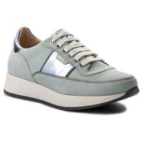 Sneakersy - samira 4140004001 light blue 401 marki Joop!