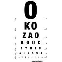 """Szabloneria Napis 11 """"oko za oko..."""" - naklejka na dowolną powierzchnię"""