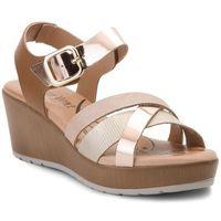 Sandały LORETTA VITALE - 94902 Combi Ares, kolor różowy