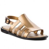 Sandały MELISSA - Boemia Shine Ad 32398 Black/Gold 50919