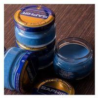 Saphir bdc Saphir 83 - niebieski ażur / blue azur krem do obuwia butów 50ml