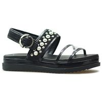 Sandały b4939-037-360 czarne lico, Carinii