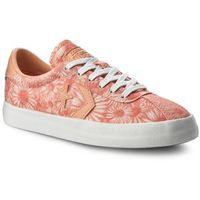 Sneakersy CONVERSE - Breakpoint Ox 159775C Pale Coral/Pale Coral/White, w 6 rozmiarach