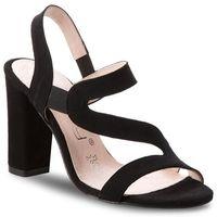 Sandały OLEKSY - 2298/147/000/000/000 Czarny, w 3 rozmiarach