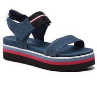 Sandały S.OLIVER - 5-28205-22 Jeans Comb. 846