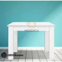 Stół parma 44 kwadratowy 100x76x100 marki Woodica