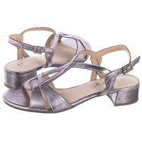 Sandały Caprice Różowe 9-28201-22 596 Soft Pink Met (CP139-a)