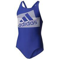 Strój kąpielowy adidas Back To School CD0849, kolor niebieski