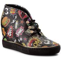 Sneakersy CARINII - B3995/OT K08-000-000-B88, w 3 rozmiarach