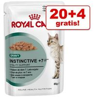 Royal canin ultra light in gravy - saszetka 24x85g