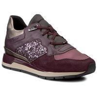 Sneakersy GEOX - D Shahira B D62N1B 0EWBC C8UF8 Lt Prune/Prune