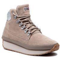 Napapijri Sneakersy - emma 17733968 taupe n47