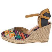 Wrangler damskie sandały Tropucal Brava 38 ciemny niebieski (8050519645003)