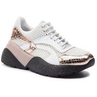 Sneakersy - 1109 rame/bianco marki Hego's milano