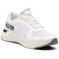 Sneakersy CALVIN KLEIN JEANS - Alma R7809 Bright White, kolor biały