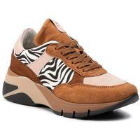 Sneakersy - 1-23782-33 cognac/zebra 319, Tamaris, 36-41