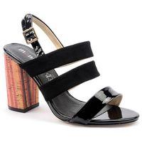 Monnari Sandały but0360-m20 czarny