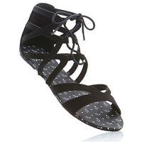 Sandały czarny, Bonprix, 35-40