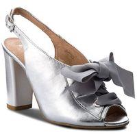 Eksbut Sandały - 38-5017-i92-1g srebro