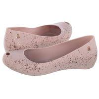 Baleriny ultragirl splash ad 32534/52902 pink/metallic pink (ml105-b) marki Melissa