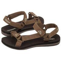 Sandały Kappa Shaky 242240/5543 Taupe/Offwhite (KA148-c), kolor brązowy