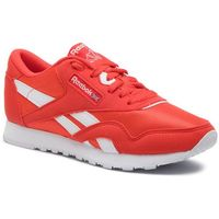 Buty - cl nylon color cn7446 canton red/white, Reebok, 35-44.5