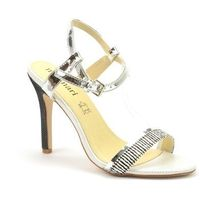 Sandały but0300-m22 srebrny marki Monnari
