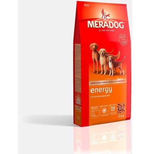 Duże opakowanie Mera Dog + piłka TPR z piszczałką gratis! - High Premium Energy