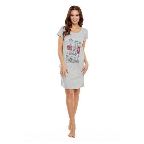 Koszula Henderson Ladies 35910 Dota kr/r S-XL XL, szary. Henderson, L, M, S, XL, kolor szary