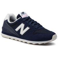 Sneakersy - wl996ja granatowy marki New balance