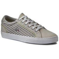 Sneakersy LACOSTE - Lenglen 117 2 7-33CAW1021GY1 Gry/Ylw
