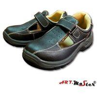 Sandały ochronne bez podnoska BSSO1 art master 45, 1 rozmiar