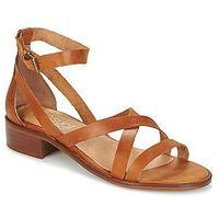 Sandały Casual Attitude COUTIL, kolor brązowy