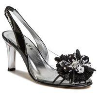 Sandały azurÉe - magna 01tc vernis noir/motif noir 01, Azurée, 35.5-41