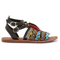 Sandały damskie GIOSEPPO FEDRA-97, kolor czarny