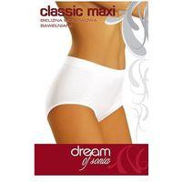 Figi Dream of Sonia 030 classic maxi ROZMIAR: 2XL, KOLOR: biały, Dream of Sonia, 5907133002817