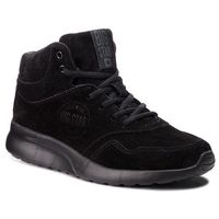 Sneakersy - bb274635 black, Big star