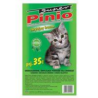 Certech żwirek super pinio kruszon naturalny - żwirek dla kota drewniany zbrylający 7l